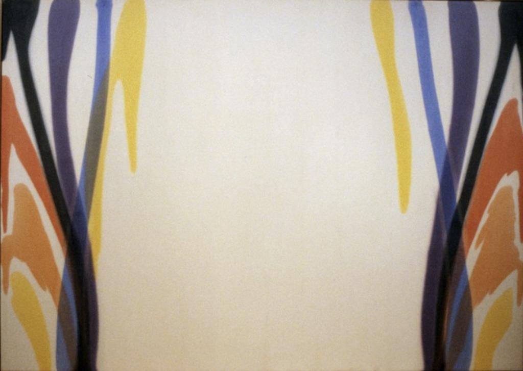 """Delta Zeta (1960), part of the """"Unfurleds"""" series"""